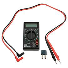 image of Laser Digital Multimeter