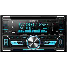image of Ex Display Kenwood DPX-7000DAB Digital+ Car Stereo