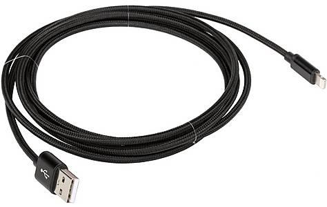 image of Halfords Lightning to USB 2m