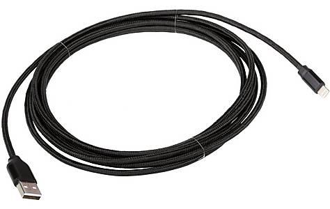 image of Halfords Lightning to USB 3m