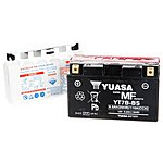 image of Yuasa YT7B-BS Powersport Motorcycle Battery