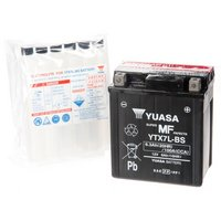 Yuasa YTX7L-BS Powersport Motorcycle Battery