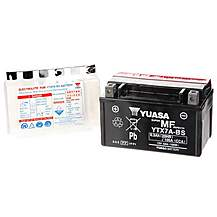 image of Yuasa YTX7A Powersport Motorcycle Battery