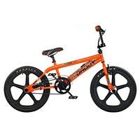 Rooster Big Daddy Mag Wheel BMX Bike - Orange