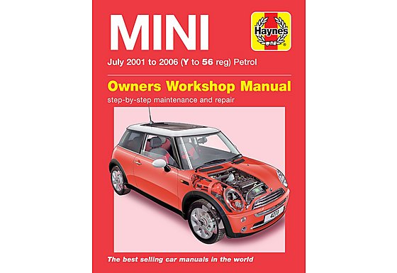 Haynes BMW Mini (01 - 05) Manual