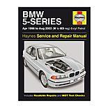 Haynes BMW 5 Series (96 - 00) Manual