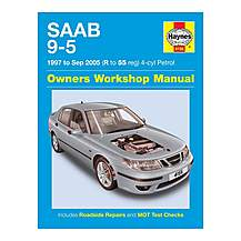 image of Haynes Saab 9-5 (97 - 05) Manual