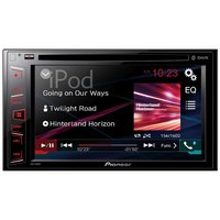 Pioneer AVH-280BT Double Din Bluetooth Car Stereo