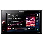 image of Pioneer MVH-AV280BT Double Din Bluetooth Car Stereo