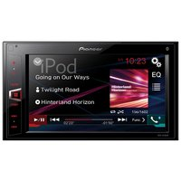 Pioneer MVH-AV280BT Double Din Bluetooth Car Stereo
