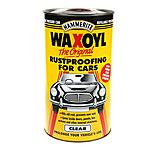 Hammerite Waxoyl Rustproofing Clear 2.5L