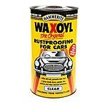 image of Hammerite Waxoyl Rustproofing Clear 2.5L