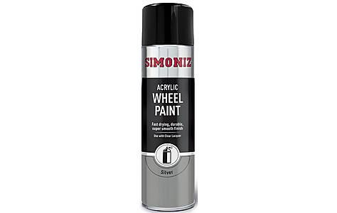 image of Simoniz Wheel Paint - Silver 500ml
