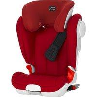 Britax Romer KIDFIX XP SICT Booster Seat - Flame Red