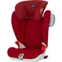 Britax Romer KIDFIX SL SICT Booster Seat - Flame Red