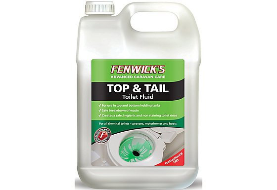 Fenwicks Top and Tail Toilet Cleaner
