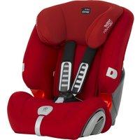 Britax Romer EVOLVA 123 PLUS Child Car Seat - Flame Red