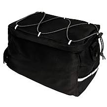 image of Halfords Rack Pack Bike Pannier Bag