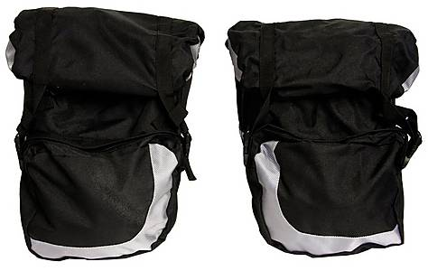 image of Halfords Bike Pannier Set