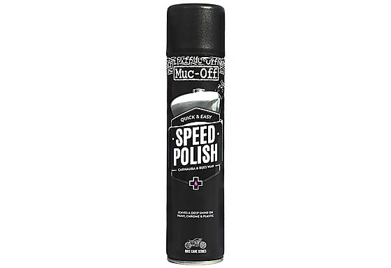 Muc-Off Motorcycle Speed Polish - 400ml