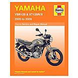 Haynes Manual - Yamaha YBR125 & XT125RX