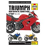 image of Haynes Manual - Triumph 1050 Sprint  ST,  Speed Triple & Tiger