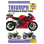 image of Haynes Manual - Triumph 675 Daytona & Street Triple