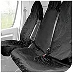 image of Halfords Van Seat Protector Front Set