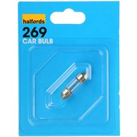 Halfords (HBU269) 10W Car Bulb x 1