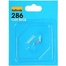 image of Halfords 286 Car Bulb x 1