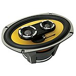 "image of Vibe BlackAir69 6x9"" 3 Way Car Coaxial  Speakers"