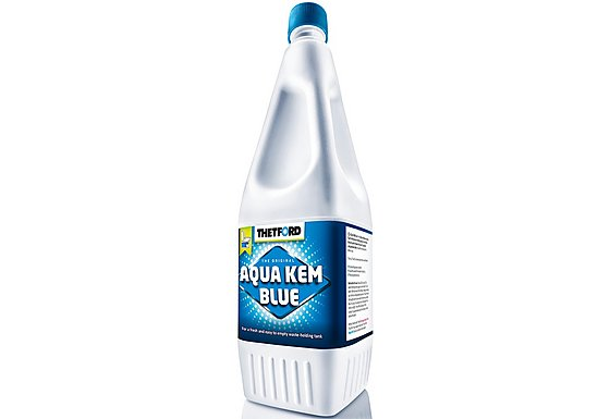 Aqua Kem Blue Toilet Fluid 2L