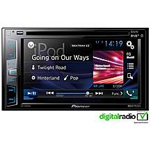 image of Ex Display Pioneer AVH-X3800DAB Digital Double Din Car Stereo