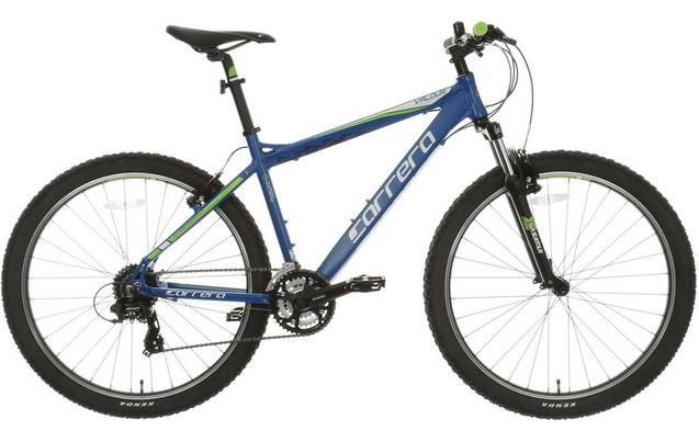 Carrera Valour Mens Mountain Bike