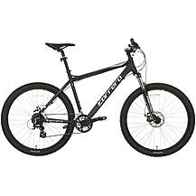 "image of Carrera Vengeance Mens Mountain Bike - Black - 16"", 20"", 22"" Frames"