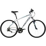 "image of Carrera Crossfire 1 Mens Hybrid Bike - 17"", 19"", 21"" Frames"