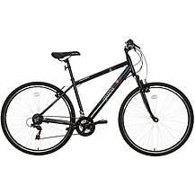 "image of Apollo Guru Mens Hybrid Bike - 18"", 21"" Frames"