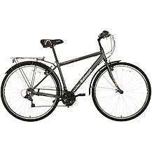 "image of Apollo Belmont Mens Hybrid Bike - 18"", 21"" Frames"