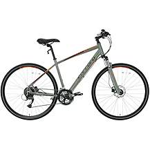 "image of Carrera Crossfire 3 Mens Hybrid Bike - 17"", 19"", 21"" Frames"
