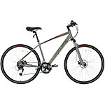image of Carrera Crossfire 3 Mens Hybrid Bike