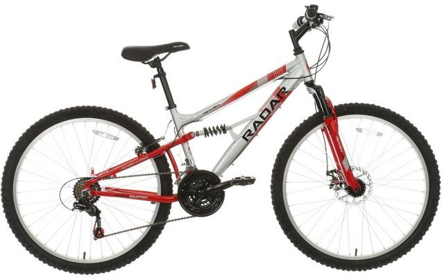 Apollo Radar Mens Mountain Bike 1