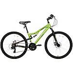 "image of Apollo Gradient Mens Mountain Bike - 14"", 17"", 20"", 22"" Frames"