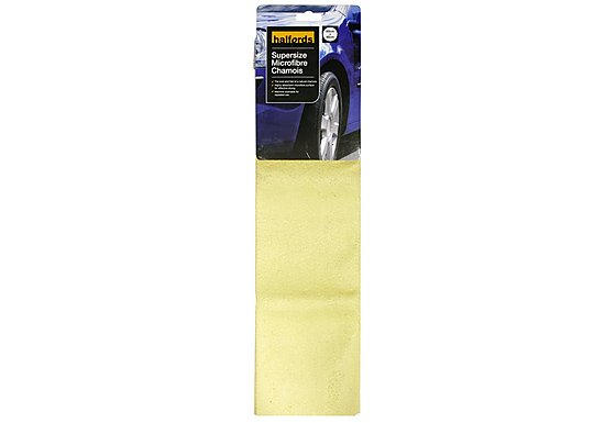 Halfords Supersize Microfibre Chamois