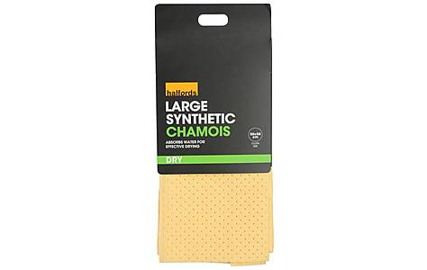 image of Halfords Synthetic Chamois - Large