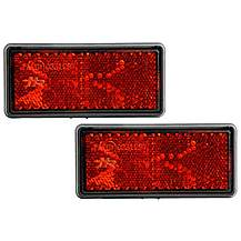 image of Halfords Reflectors x 2