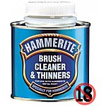 image of Hammerite Brush Cleaner & Thinners 250ml