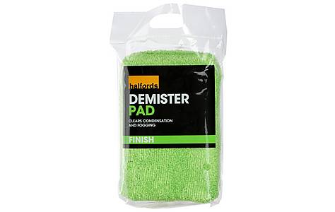 image of Halfords Natural & Microfibre Demister Pad