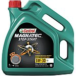 image of Castrol Magnatec 5W30 C3 Oil 4 Litre