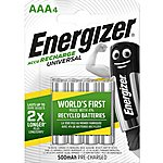 image of Energizer Rechargeable Power Plus AAA 700 mAh 4 Pack
