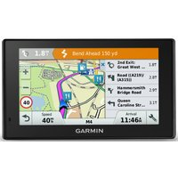 "Garmin DriveSmart 50LMT-D 5"" Sat Nav with UK, Ireland & Full Europe Maps"